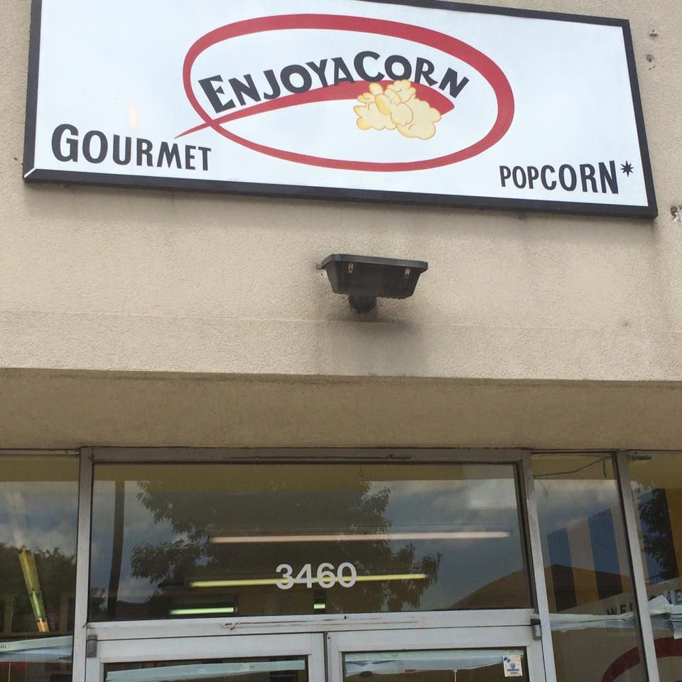 Enjoyacorn Gourmet Popcorn