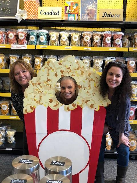 Pop On the Block Gourmet Popcorn