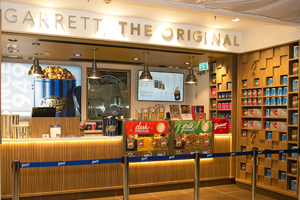 Garrett Popcorn Shops – Water Tower Place