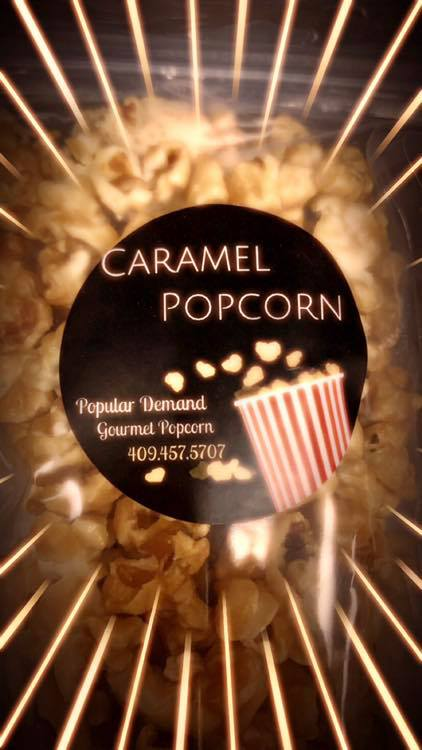 Popular Demand Gourmet Popcorn