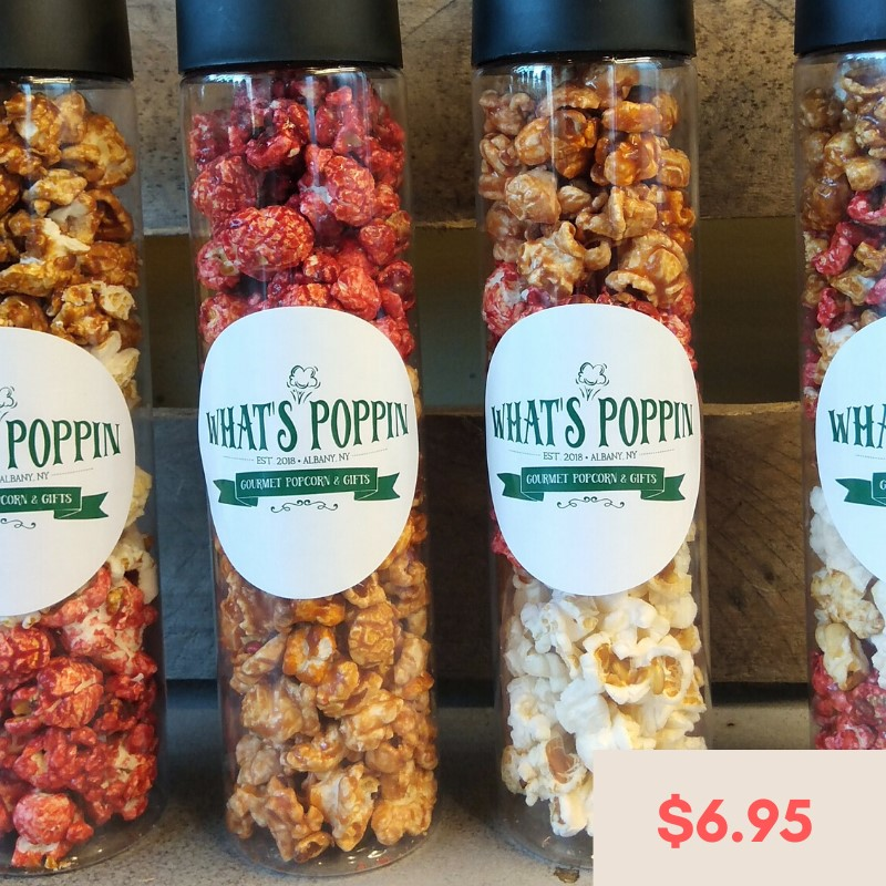 What's Poppin Gourmet Popcorn