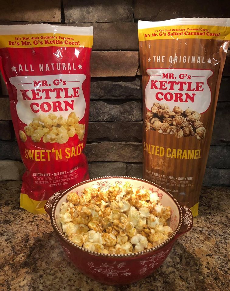 Mr. G's Kettle Corn